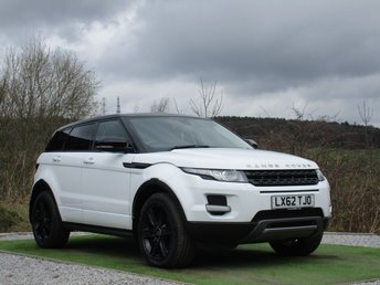 2012 LAND ROVER RANGE ROVER EVOQUE 2.2 SD4 PURE TECH 5d 190 BHP £15990.00