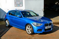 USED 2013 63 BMW 1 SERIES 2.0 120D M SPORT 5d 181 BHP 6 MONTHS RAC WARRANTY FREE + 12 MONTHS ROAD SIDE RECOVERY!