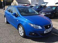 2010 SEAT IBIZA 1.4 GOOD STUFF 5d 85 BHP £4200.00