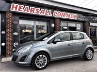 2012 VAUXHALL CORSA 1.2 SE 5d 83 BHP £4000.00