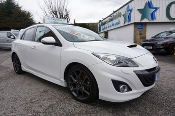 2011 MAZDA 3 2.3 MPS 5DR 260 BHP ( 49,000 MILES & 8 SERVICE STAMPS ) £10989.00