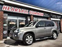 2008 NISSAN X-TRAIL 2.0 ARCTIX EXPEDITION DCI 5d 171 BHP £4500.00