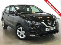 USED 2018 18 NISSAN QASHQAI 1.2 ACENTA DIG-T 5d 113 BHP 1 OWNER | BLUETOOTH | AIR CON