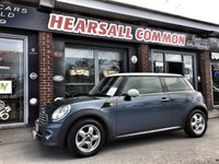 2010 MINI HATCH COOPER 1.6 COOPER D 3d 112 BHP £4000.00