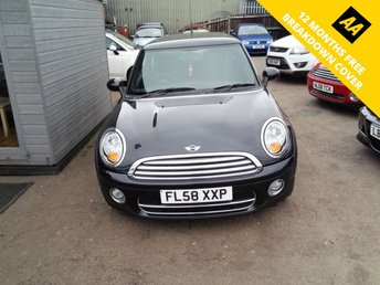 2008 MINI HATCH COOPER 1.6 COOPER D 3d 108 BHP £3495.00
