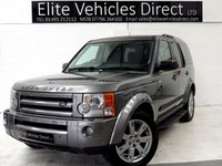 2009 LAND ROVER DISCOVERY 2.7 3 TDV6 HSE 5d AUTO 188 BHP £11491.00