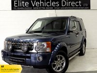 2004 LAND ROVER DISCOVERY 2.7 3 TDV6 S 5d 188 BHP £6991.00