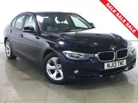USED 2013 13 BMW 3 SERIES 2.0 320D EFFICIENTDYNAMICS 4d 161 BHP 1 Owner/Bluetooth/DAB/Air Con