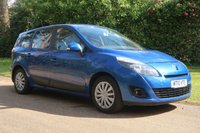 USED 2010 10 RENAULT GRAND SCENIC 1.5 EXPRESSION DCI 5d 105 BHP