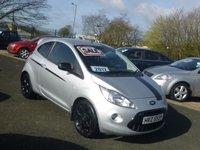 2012 FORD KA 1.2 GRAND PRIX II 3d 69 BHP £3950.00