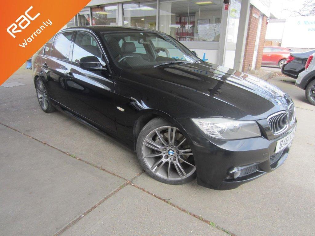 2011 BMW 3 Series 320d Sport Plus Edition £3,399