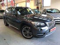 USED 2014 14 BMW X1 2.0 XDRIVE20D XLINE 5d 181 BHP