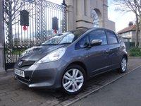 2013 HONDA JAZZ 1.3 I-VTEC ES PLUS 5d AUTO 99 BHP £8495.00