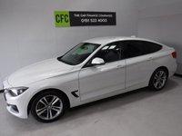 2013 BMW 3 SERIES 2.0 318D SPORT GRAN TURISMO 5d 141 BHP £11000.00