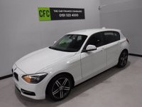 2014 BMW 1 SERIES 2.0 116D SE 5d 114 BHP £9000.00