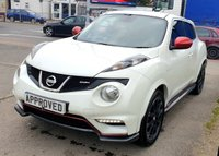 USED 2013 13 NISSAN JUKE 1.6 NISMO DIG-T 5d 200 BHP 0% Deposit Plans Available even if you Have Poor/Bad Credit or Low Credit Score, APPLY NOW!