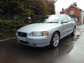 2004 VOLVO S60 2.0 T PETROL  SE AUTOMATIC £2290.00