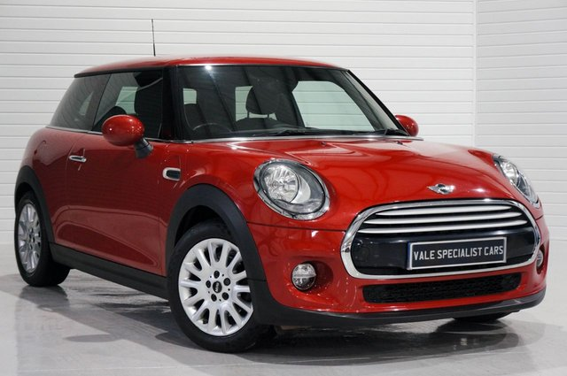 2014 14 MINI HATCH COOPER 1.5 COOPER 3d (PEPPER PACK)