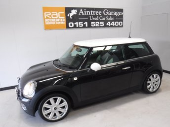 2007 MINI HATCH COOPER 1.6 COOPER 3d 118 BHP £3495.00