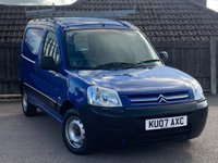 2007 CITROEN BERLINGO 1.6 600 ENTERPRISE SWB H/C HDI 74 BHP £3495.00