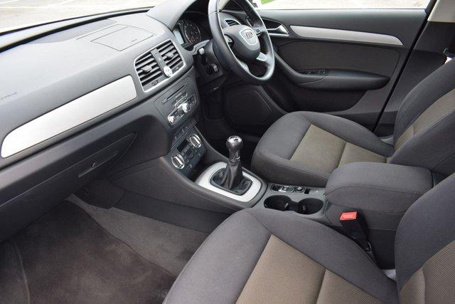 USED 2015 64 AUDI Q3 1.4 TFSI SE 5d 150 BHP