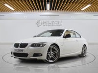 """USED 2012 62 BMW 3 SERIES 2.0 320D SPORT PLUS EDITION 2d AUTO 181 BHP - 1 PRE OWNER 