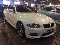 2012 BMW 3 SERIES 2.0 320I SPORT PLUS EDITION 2d 168 BHP £12490.00
