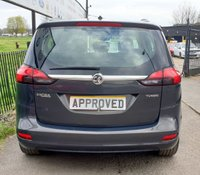 USED 2016 16 VAUXHALL ZAFIRA TOURER 1.4 EXCLUSIV 5d 138 BHP 0% Deposit Plans Available even if you Have Poor/Bad Credit or Low Credit Score, APPLY NOW!