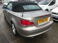 USED 2008 58 BMW 1 SERIES 2.0 120D SE 2d 175 BHP