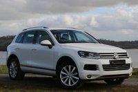 2012 VOLKSWAGEN TOUAREG 3.0 V6 SE TDI BLUEMOTION TECHNOLOGY 5d AUTO 242 BHP £13685.00