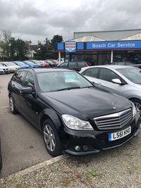 2011 MERCEDES-BENZ C-CLASS 1.8 C180 BLUEEFFICIENCY SE EDITION 125 5d 156 BHP £6995.00