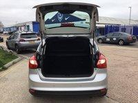 USED 2012 FORD FOCUS 1.6 ZETEC 5d AUTO 124 BHP