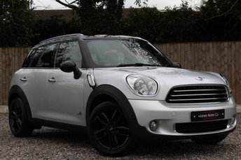 2012 MINI COUNTRYMAN 1.6 COOPER D ALL4 5d 115 BHP.MEDIA PACK £8995.00