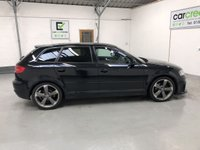 USED 2011 11 AUDI A3 2.0 SPORTBACK TDI S LINE SPECIAL EDITION 5d 138 BHP