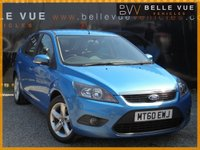 USED 2010 60 FORD FOCUS 1.6 ZETEC 5d 100 BHP *STUNNING CAR, GREAT VALUE!*