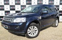 USED 2012 61 LAND ROVER FREELANDER 2.2 SD4 HSE 5d AUTO 190 BHP