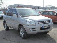 2006 KIA SPORTAGE 2.0 XS 5d 136 BHP