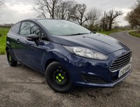 USED 2014 14 FORD FIESTA 1.6 ECONETIC TDCI 1d + 1 OWNER + FULL HISTORY + VAT