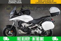 USED 2017 17 HONDA VFR800X CROSSRUNNER X-F - ALL TYPES OF CREDIT ACCEPTED GOOD & BAD CREDIT ACCEPTED, OVER 600+ BIKES IN STOCK