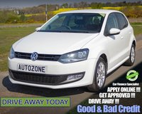 2013 VOLKSWAGEN POLO 1.2 MATCH EDITION 5d 59 BHP £8495.00