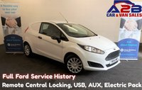 2014 FORD FIESTA 1.5 BASE TDCI, Full Ford Service History (6 Stamps), 2 Keys, Electric Pack, USB, AUX £4280.00