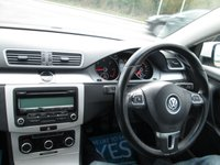 USED 2011 11 VOLKSWAGEN PASSAT 2.0 S TDI BLUEMOTION TECHNOLOGY 4d 139 BHP ONLY £30 FOR 12 MONTH ROAD TAX