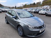 USED 2016 16 SEAT IBIZA 1.2 TSI CONNECT 5d 89 BHP One local lady owner 14,000 miles just serviced. Sat Nav, DAB & Bluetooth