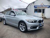 USED 2015 65 BMW 1 SERIES 1.5 116D ED PLUS 5d 114 BHP 28818 Miles, Free Road Tax, Bluetooth, Dab, Alloys!