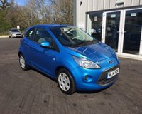 USED 2014 14 FORD KA 1.2 EDGE THIS VEHICLE IS AT SITE 1 - TO VIEW CALL US ON 01903 892224
