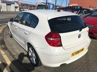 USED 2009 09 BMW 1 SERIES 2.0 116D SPORT 5d 114 BHP