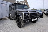 2007 LAND ROVER DEFENDER 110 XS Station Wagon 2.4 TDCi 5dr ( 122 bhp ) £SOLD