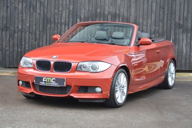 2009 BMW 1 SERIES BMW 118D M Sport 2.0TD