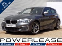 USED 2017 17 BMW 1 SERIES 3.0 M140I 3d 335 BHP SAT NAV DAB RADIO BLUETOOTH