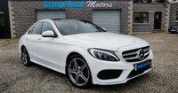 2014 MERCEDES-BENZ C-CLASS 2.1 C250 BLUETEC AMG LINE 4d AUTO 204 BHP £17250.00